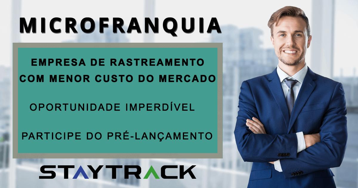 Pré-lançamento Microfranquia Staytrack